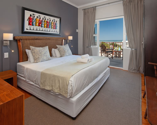 Baleens Hotel, Hermanus, Deluxe Room ensuite, Hermanus Accommodation, Hotels Hermanus
