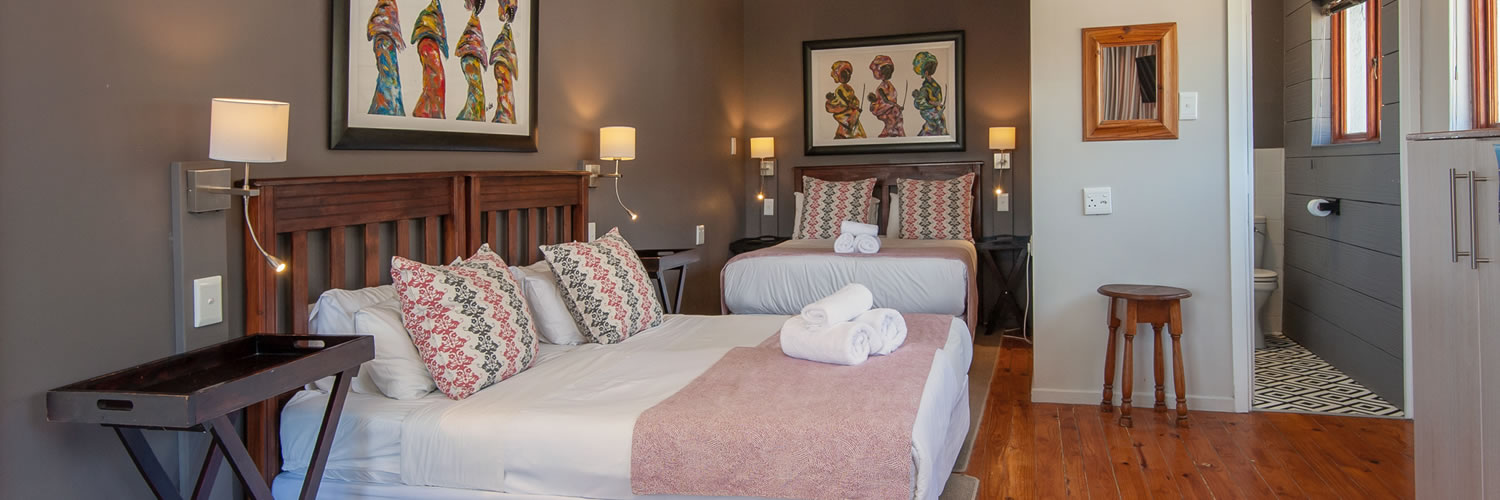Baleens Hotel, Hermanus, Deluxe Family Room ensuite, Hermanus Accommodation, Hotels Hermanus